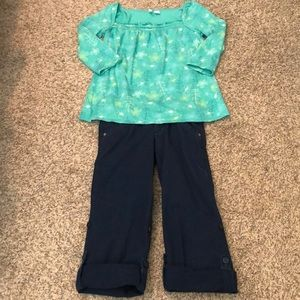 Old Navy girls sz 10/L outfit